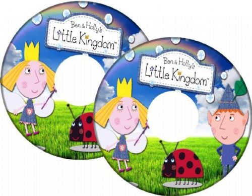 BEN & HOLLY Wheelchair Spoke Guards